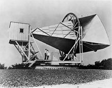 penzias-wilson antenna
