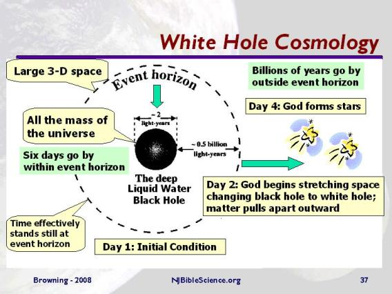 white hole cosmology